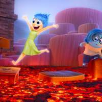 Inside Out (2015) : Pixar Takes An Ambitious, Deep, Relatable Journey, and Its Way Back