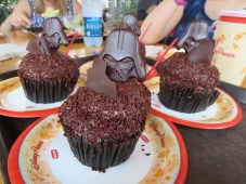 THE Darth Vader cupcake!!