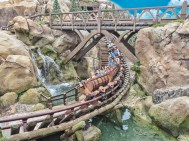 The Seven Dwarfs Mine Train Ride