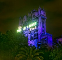 The Tower of Terror..truly!
