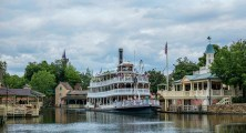 The Mark Twain Riverboat