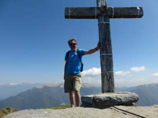 At the top of Colmegnone