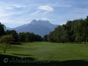 The Dents du Midi are in the distance.