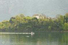 Church on Isola Comacina