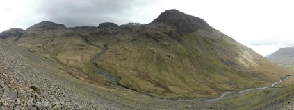 18 Lingmell and Wasdale valley (R)
