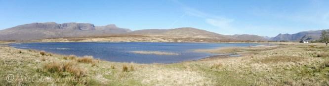 3 View west over Loch an Loin