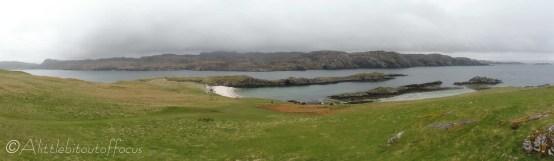 17 Landing beach panorama