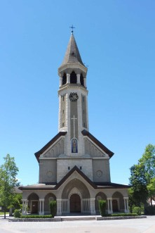 7 Chippis church