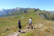 4 Walking the ridge