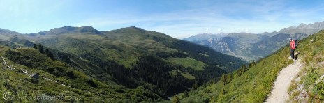 20 Verbier in the distance