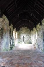 11 Inside the church