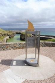 4 Port of Ness Memorial
