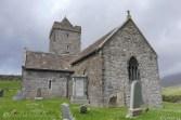 9 Roghadal or Rodel church