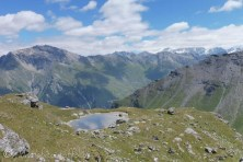 13 View east from Col de la Meina