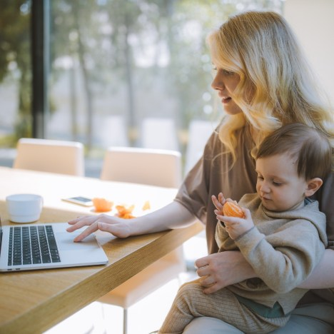 Are Mum's Being Forced into Minimum Wage Jobs?
