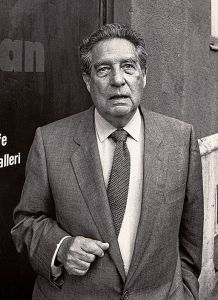Octavio Paz - Recent(-ish) Nobel Prize Winning Poets who will rock your world