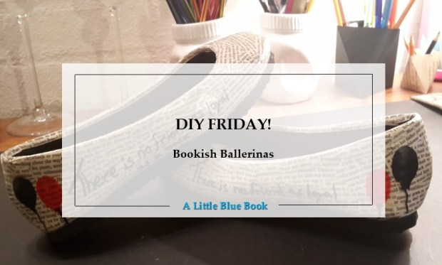 DIY Friday - Bookish Ballerinas