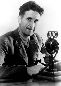 Happy Birthday - 5 famous authors who were born in June - George Orwell