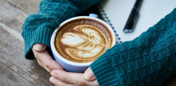 10 updated new year's resolutions for a little blue book coffee