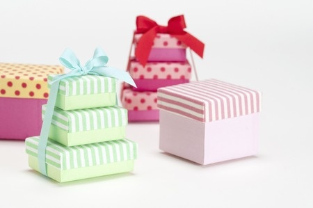 Four Wrapped Gifts