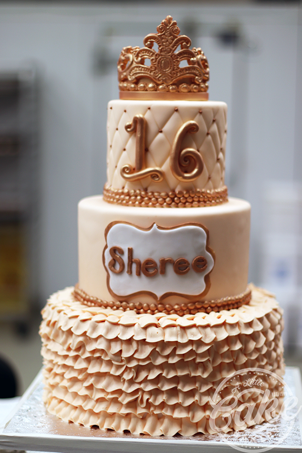 Sweet 16 Cakes Best Sweet 16 Birthday Cakes Nj Ny And Ct