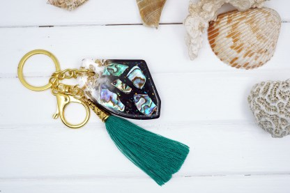 abstract bag charm