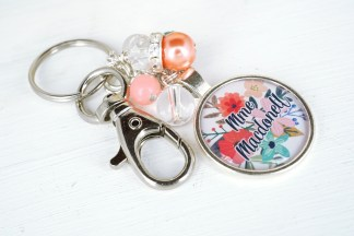 teacher keychain