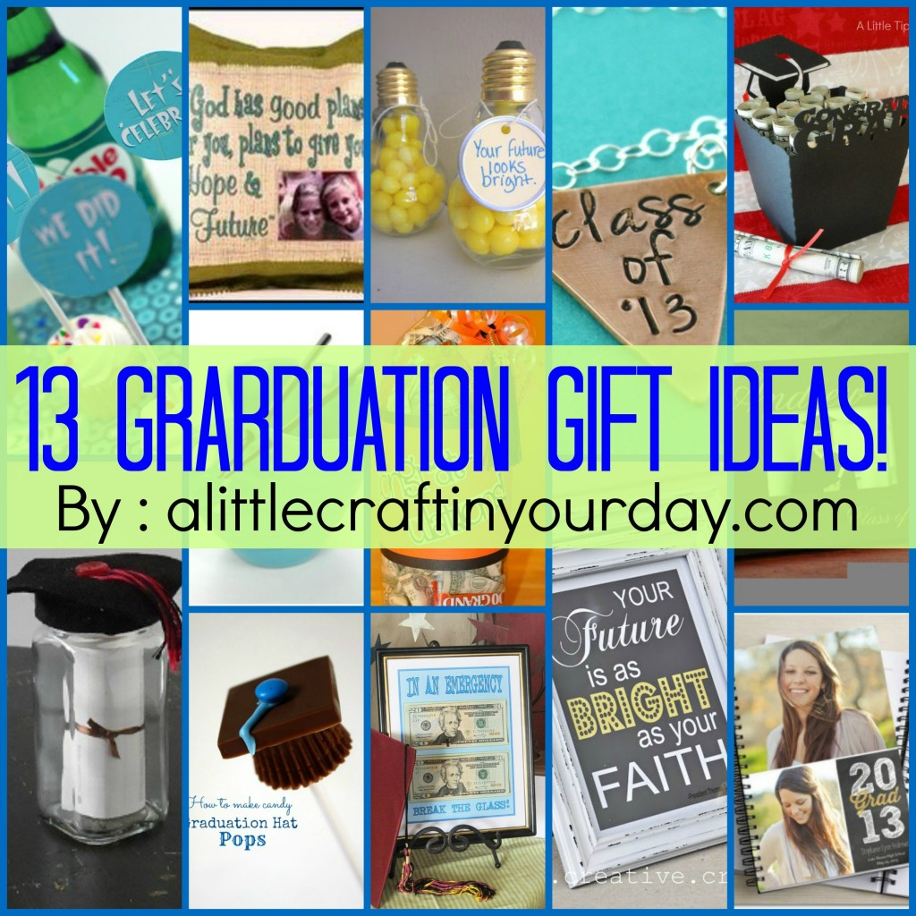 13 Graduation Ideas A Little Craft In Your Day