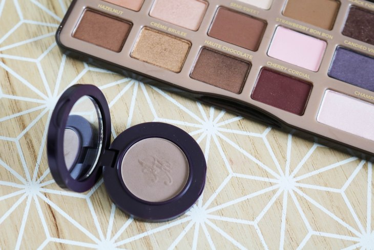maquillage taupe monday shadow challenge
