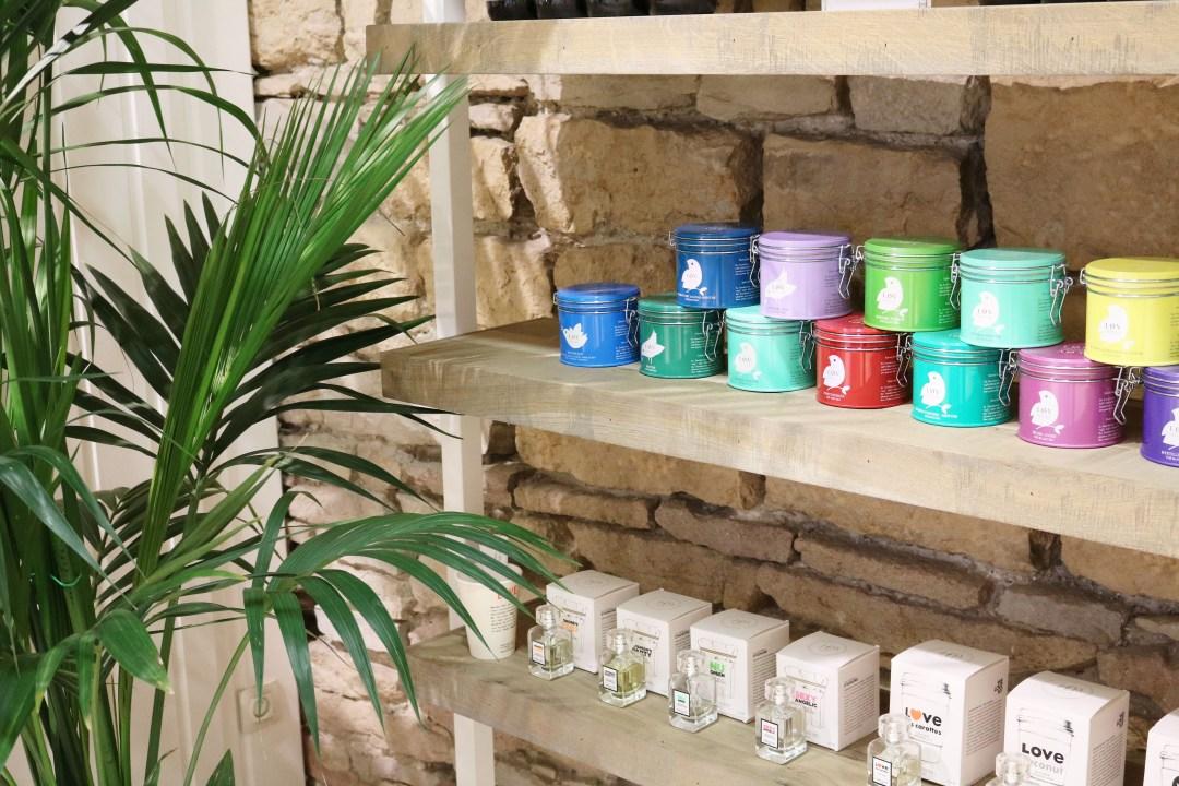 Ecocentric boutique bio et vegan à Lyon