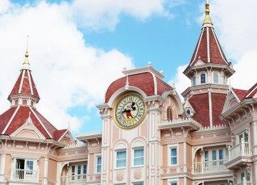Parc Disneyland Paris été