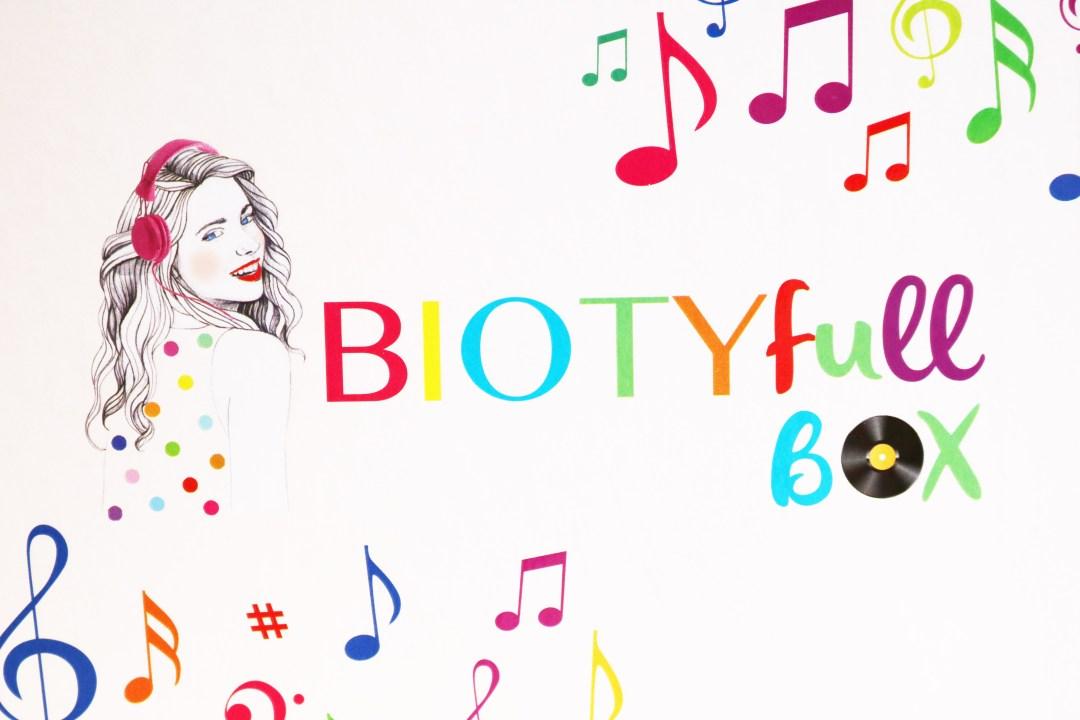 Biotyfull Box de Juin, box beauté bio