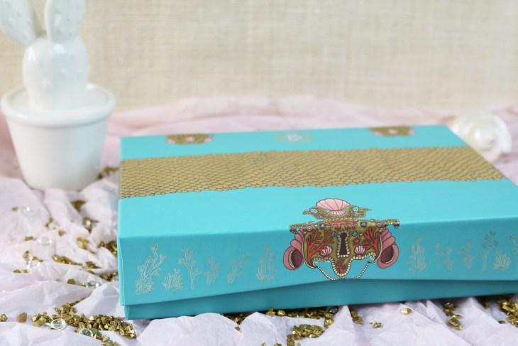 "Beautiful Box ""The Little Mermaid"""