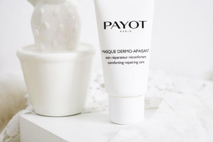 Masque dermo-apaisant pour peau sensible Payot