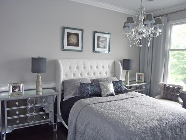 Guest Post: Shades Of Grey In The Bedroom