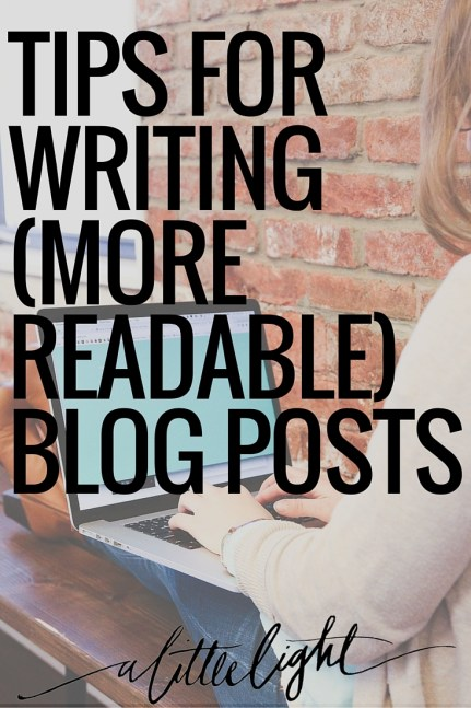 tips writing readable blog posts-2