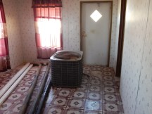 """Mud room"" before"