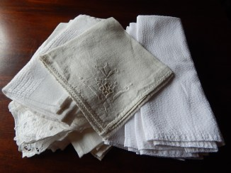 Table linens 3