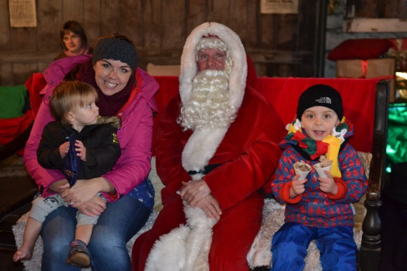 Beamish Father Christmas