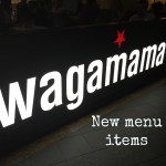 Wagamama – New yummy steamed buns
