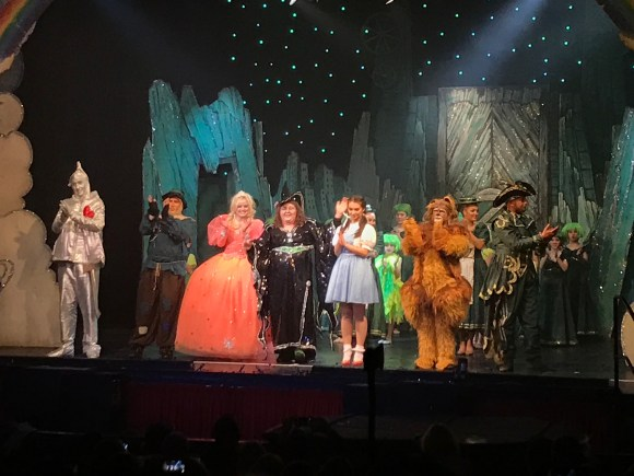 St helens pantomime
