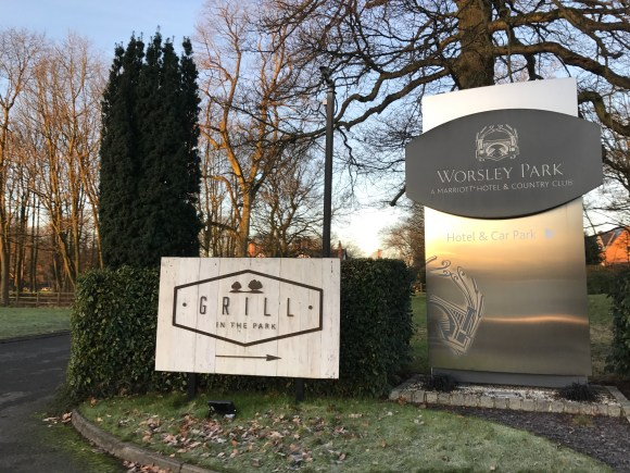 Worsley park Marriott