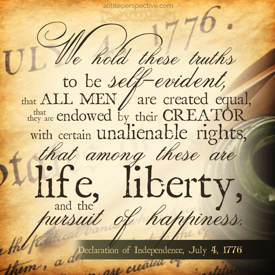 Image result for Alienable Rights in the Declaration Of Independence