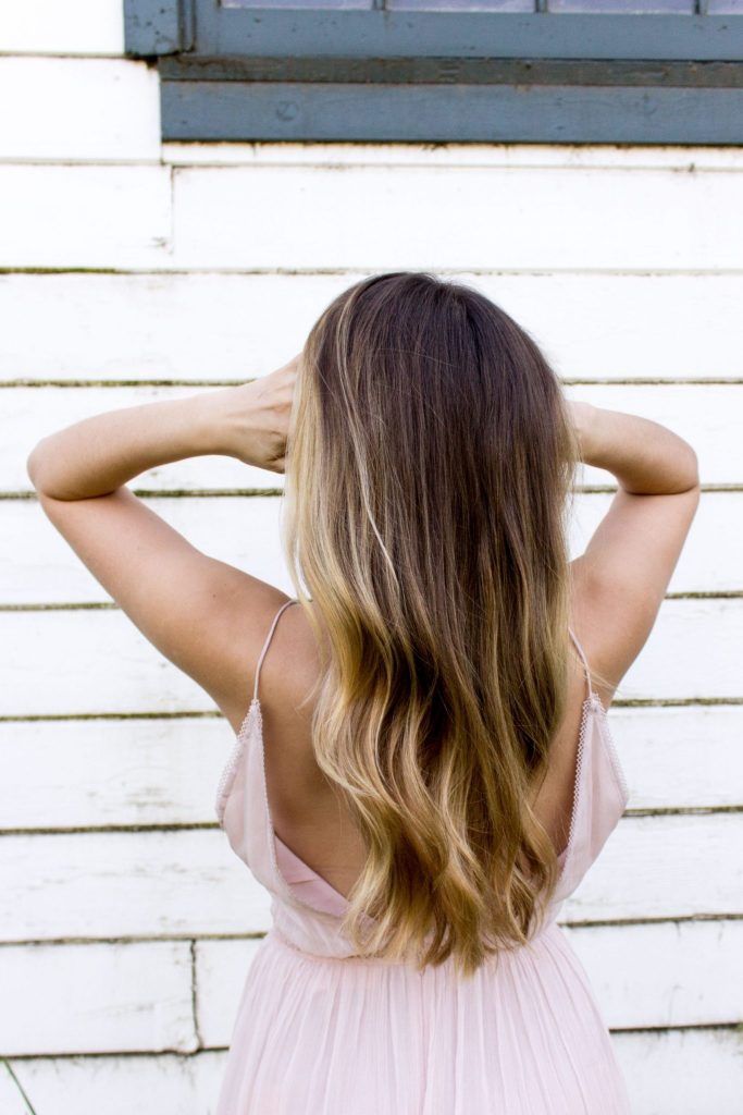 How to STOP washing your hair everyday!