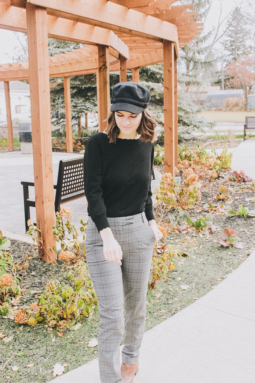 thrifted outfits