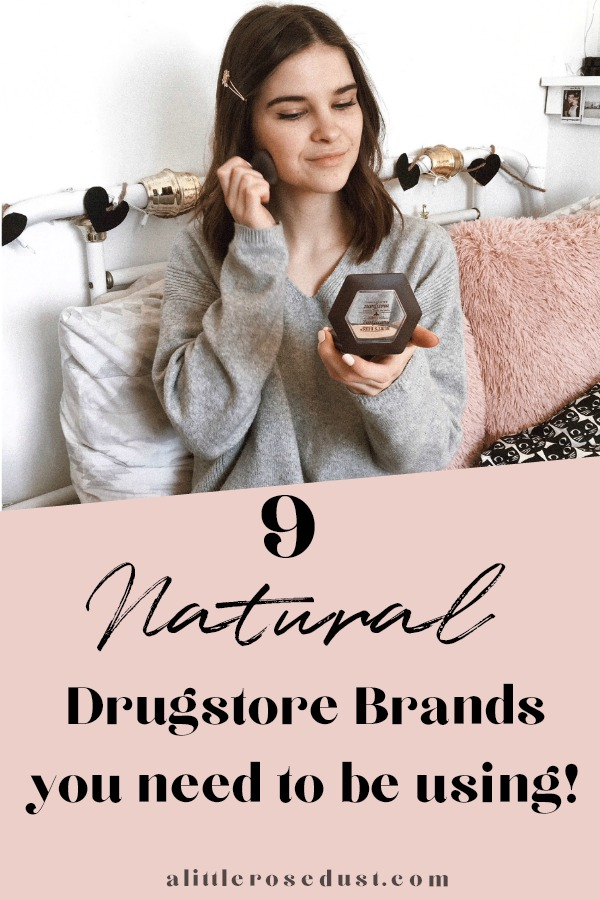 natural drugstore brands