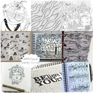 I Love Doodling!