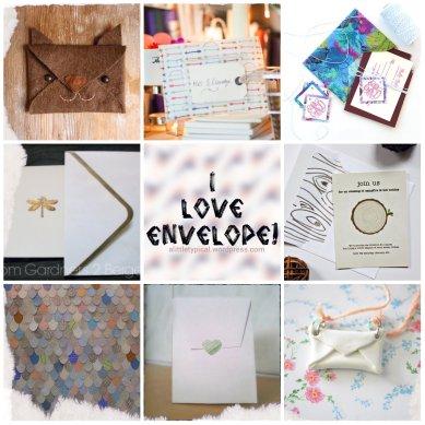 I Love Envelope!