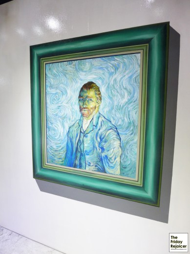 Van Gogh's Gaze at Alive Museum by TFR