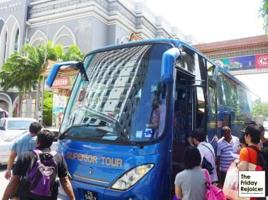 Superior Coach Bus
